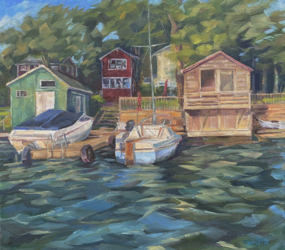 Old BoatHouses
